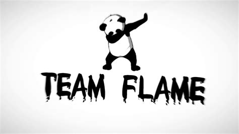 official team flame intro youtube
