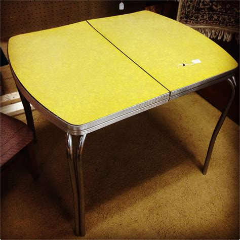 new 50s style dining table set light of dining room