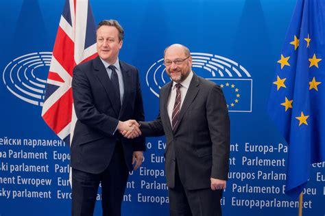 parlement europ n si e et si les britanniques décident de rester dans l 39 ue que