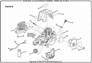 Homelite Ry13015 30cc 4