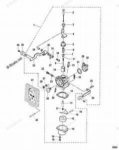 Mercury 25 Hp Carburetor Diagram