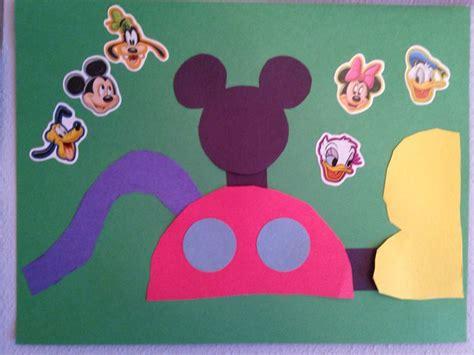 mickey mouse clubhouse craft preschool craft disney 483 | 1f70de9e3dea17a7bf4e67f8ca9f349b