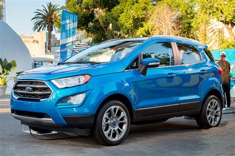 2018 Ford Ecosport  More Than Just A Crossover
