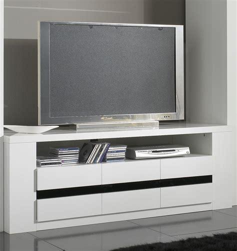table de cuisine le bon coin meuble tv design laqué blanc et noir meubles tv