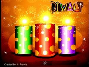 Happy Diwali & Have Lots Of Fun. Free Happy Diwali Wishes ...