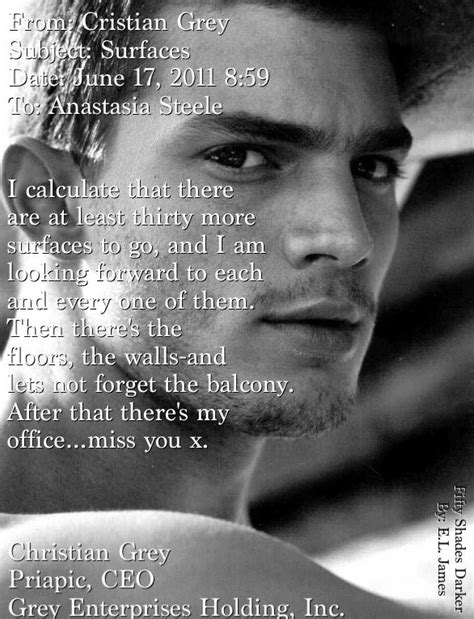 Best 25+ Christian grey quotes ideas on Pinterest   50
