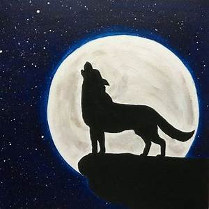 Best 25+ Wolf painting ideas on Pinterest Wolf drawings