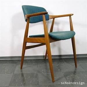 Stuhl Danish Design : casala armlehnenstuhl schreibtischstuhl stuhl danish design 50er buche esche 2 ebay ~ Frokenaadalensverden.com Haus und Dekorationen