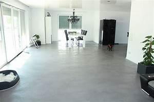 Betonoptik Boden Selber Machen : beton cire von ihrem handwerker joachim ezel ~ Yasmunasinghe.com Haus und Dekorationen