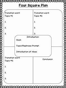 1000 images about four square writing on pinterest four With four square writing method template