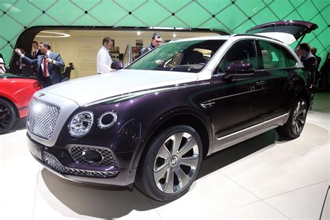 bentley suv bentley bentayga mulliner is a warning shot to the rolls