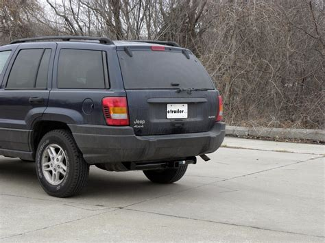 Curt Trailer Hitch For Jeep Grand Cherokee