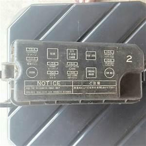 Jual Fuse Box Sikring Box Toyota Corolla Ae92 Di Lapak