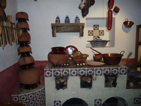 cocina tradicional mexicana cocinas rusticas pinterest
