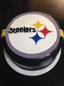 Steelers Birthday Cake