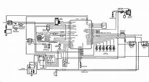 1990 Jeep Wrangler Headlight Wiring Diagram