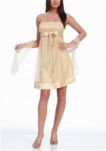 short cream colored bridesmaid dress 50th anniversery With short cream colored wedding dresses
