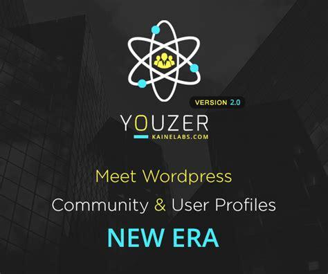 Buddypress Plugins Youzer Buddypress Community Bbpress Forums User