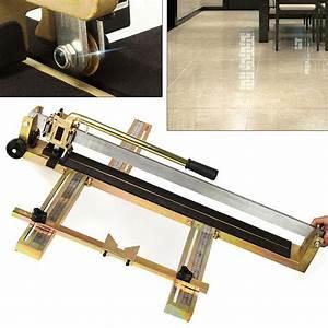 80cm Manual Laser Guide Tile Sawing Machine Ceramic Floor