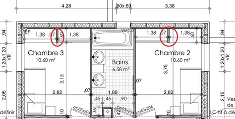 taille chambre revger com taille fenetre standard chambre idée