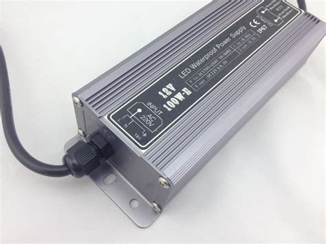 outdoor waterproof constant voltage led power supply dc12v