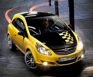2010 Opel Corsa Color Race Price Starts At  U20ac15 560