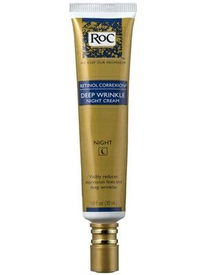 RoC Retinol Correxion Deep Wrinkle Night Cream Review | Allure