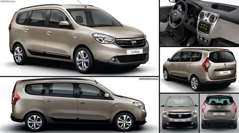 dacia lodgy  pictures information specs