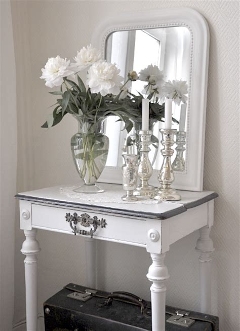 shabby chic entry table shabby chic foyer cottage entrance foyer