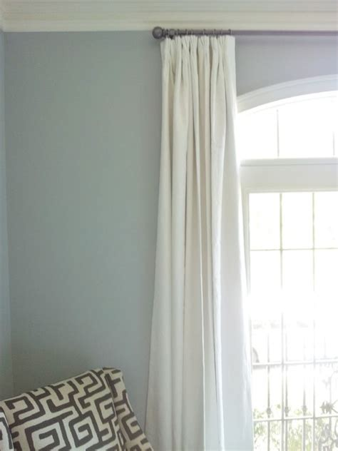white linen curtain panels curtains other metro