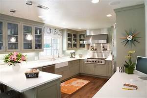 Kitchen Inspiration - Callier and Thompson