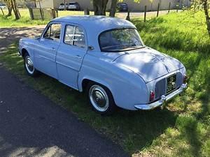 Renault Castelginest : location renault dauphine de 1959 pour mariage haute garonne ~ Gottalentnigeria.com Avis de Voitures