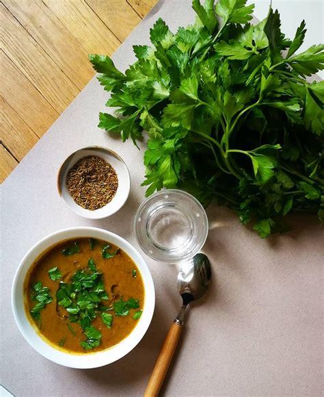 cuisine lentilles vertes soupe de lentilles vertes carottes et cumin blogs de cuisine