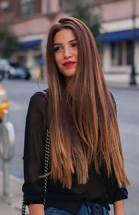 trendy long hairstyles  women    trend