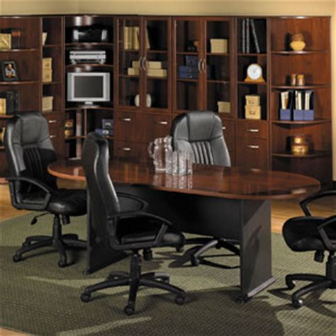 7ft conference table and 4 chairs conference room table