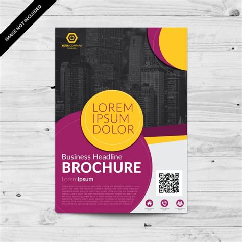Brochure Free Vector 2 389 Free Vector For Brochure Template Design Vector Free