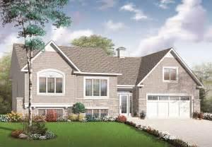 multi level house floor plans split level multi level house plan 2136 sq ft home plan 126 1081