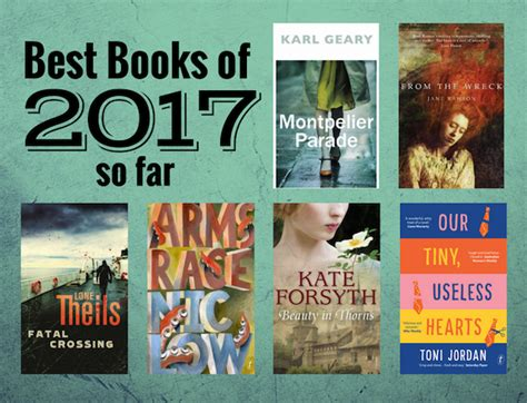 Best Books Of 2017 So Far  Booklover Book Reviews