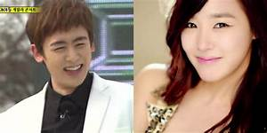 [BREAKING] Tiffany and Nichkhun broke up due to busy ...