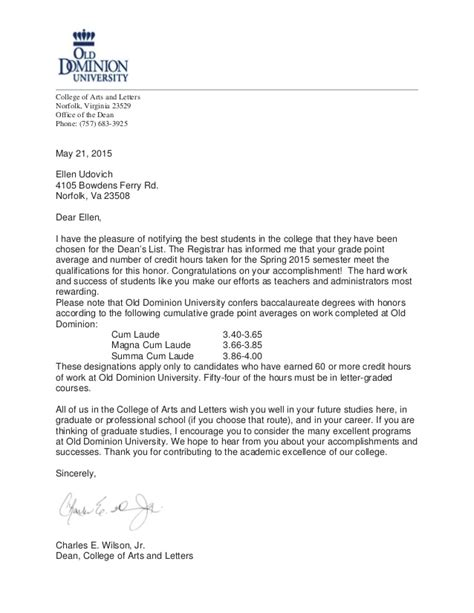 sle cover letter sle cover letter for college dean position 28 images
