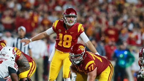 College football scores, schedule, games: USC back in win ...