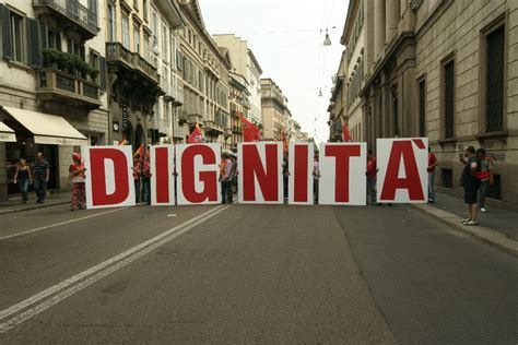 Risultato immagine per dignita umana