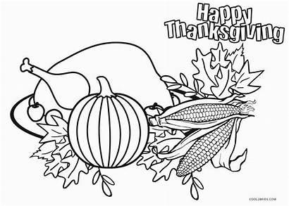 Coloring Pages Printable Thanksgiving Cool2bkids Getcolorings Duathlongijon
