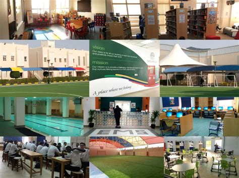 Facilities | English Modern School Doha