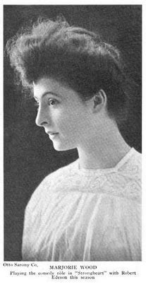 Marjorie Wood - Wikipedia