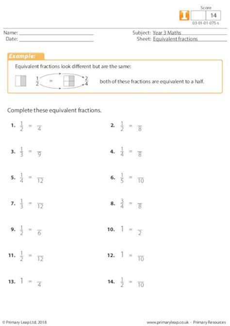 all worksheets 187 fractions year 6 worksheets printable
