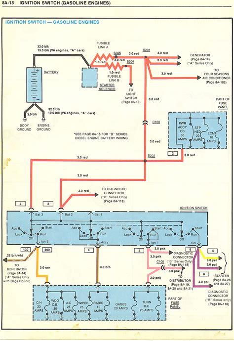 Pontiac Trans Engine Wiring Diagram
