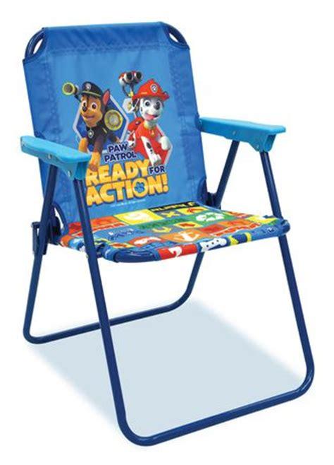 Lawn Chairs Walmartca by Paw Patrol Patio Chair Walmart Ca