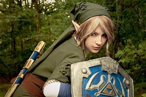 Cosplay Friday: The Legend of Zelda by techgnotic on ...