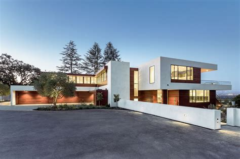 Modern Houses : Silicon Valley Ma+ds Modern Home Tour